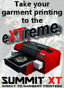 Summit DTG Printer