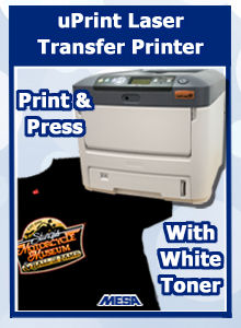uPrint Laser Transfer Printer