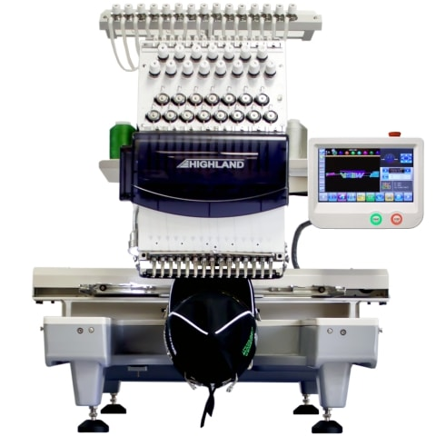 Highland HM/D-1501C Embroidery Machine