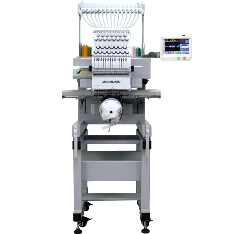 Highland HM/D-1501C5 Echo Embroidery Machine