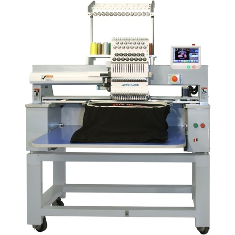 Highland HM/D-1501U Echo Embroidery Machine